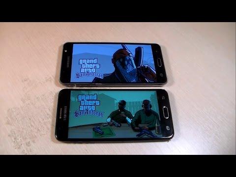 Samsung Galaxy J5 Prime vs Samsung Galaxy J5 2016