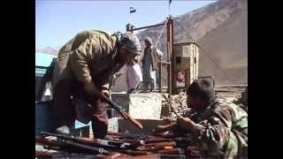 Афганистан 2001.