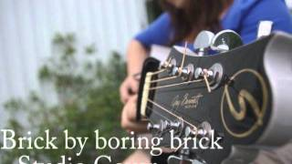 Paramore - Brick By Boring Brick (Acoustic Studio Cover by Malizia)