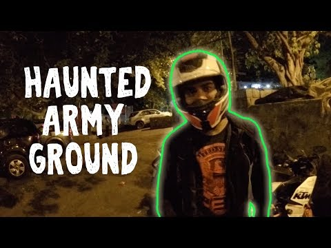 HAUNTED EXPEDITION ON RIDGE ROAD DELHI