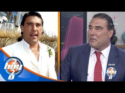 Eduardo Yáñez dice por qué se ve hinchado | Hoy
