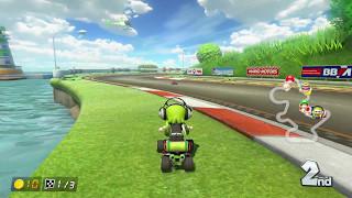 Mario Kart 8 Deluxe Quick Play