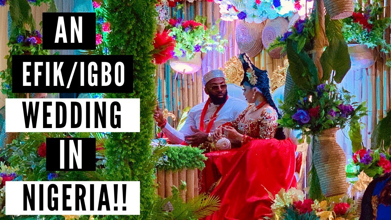 Download AN EFIK/IGBO WEDDING IN NIGERIA | VLOG #43 | LIFE IN ABUJA, NIGERIA