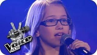 (Голос - Дети Германия) Топ - 10 лучших слепых прослушиваний
