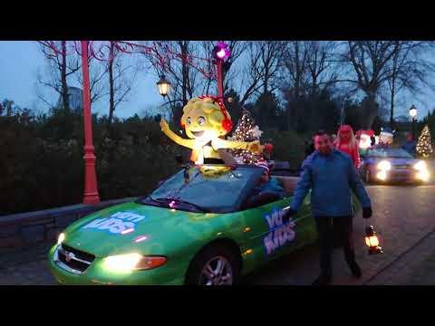 Winter Plopsa parade 2017