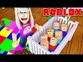 Roblox | I Adopted The Biggest Family Ever!
