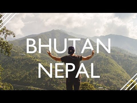 for that moment in Bhutan & Nepal.