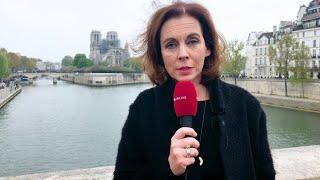 """Feuer in Notre-Dame: """"Die Franzosen fühlen sich tief getroffen"""""""