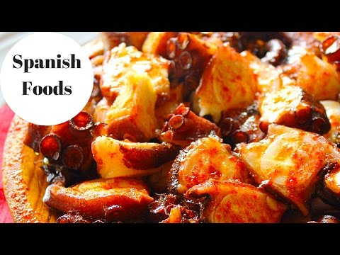 Top 10 Favorite Foods In Spain