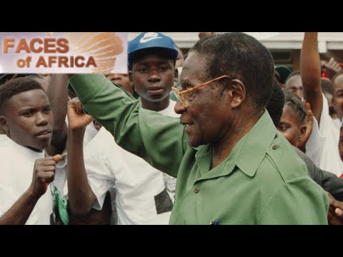 Faces of Africa— Mugabe the old man and the seat of power – part 1 04/24/2016