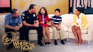 One of the Bravest Boys Oprah Ever Met | Where Are They Now? | Oprah Winfrey Network