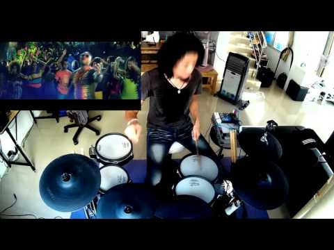 Flo Rida   Whistle(Electric Drum cover by Neung)