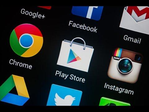 تحميل وتثبيت سوق بلاي متجر بلاي جوجل بلاي علي هاتفك في دقيقة واحدة Youtube