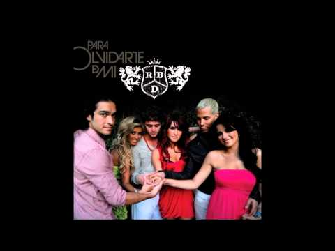 RBD: Para Olvidarte de Mí - CD Completo.