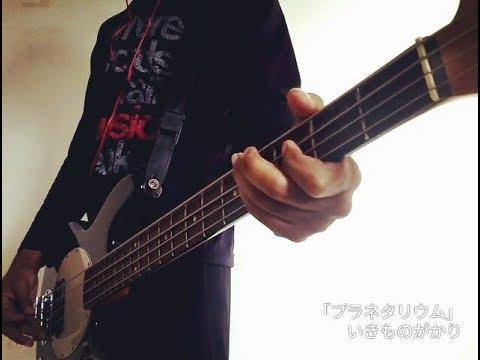 いきものがかり Ikimono Gakari -「プラネタリウム Planetarium」ベース bass cover