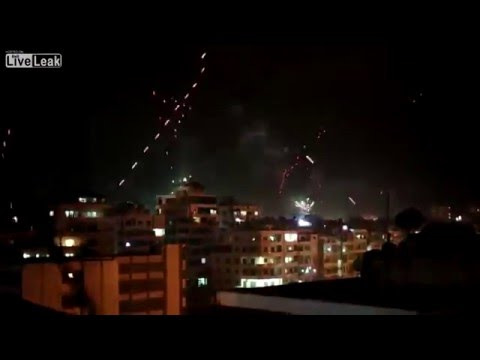 New Year's Eve celebrations in Syria 2016/2017