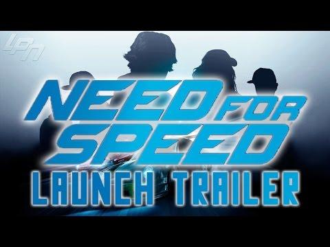 NEED FOR SPEED (2015) - LAUNCH TRAILER (DEUTSCH)