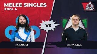 Video Mang0 vs Armada - Melee Singles: Pool B - Smash Summit 6 download MP3, 3GP, MP4, WEBM, AVI, FLV November 2018