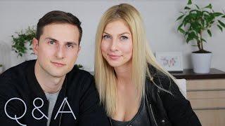 Plánuje Miško Youtube kariéru? Q&A   Lenka & Miško