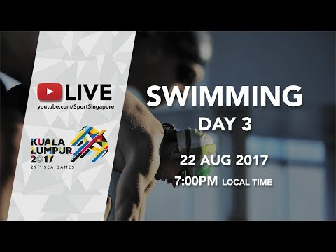 Swimming Finals (22 August 2017) | 29th SEA Games 2017