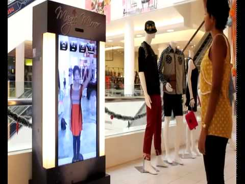 3D Augmented Reality Virtual Fitting Room