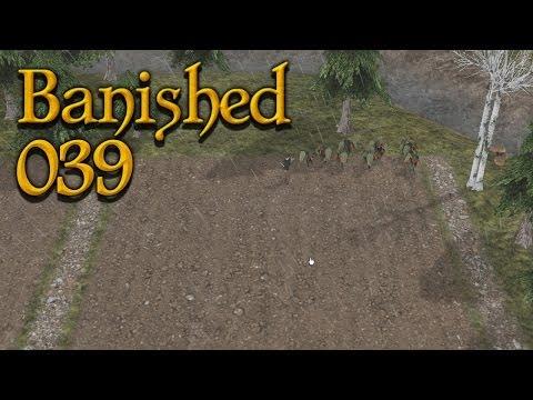 BANISHED [WQHD] #039 - Sollen sie doch Kuchen essen! ★ Let's Play Banished