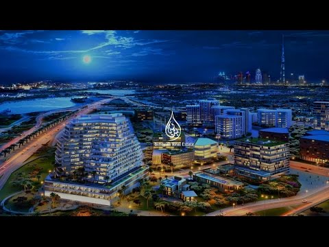 Aliyah Residences By Azizi At Dubai Healthcare City Youtube