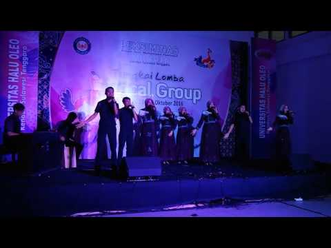 Semesta by Vocal Group BPSMI Sumatera Barat (Universitas Andalas) - PEKSIMINAS XII 2016 Kendari