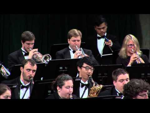 UNT Wind Symphony: Broughton's In the World of Spirits