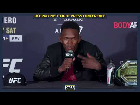 UFC 248 Post-Fight Press Conference Live Stream - MMA Fighti