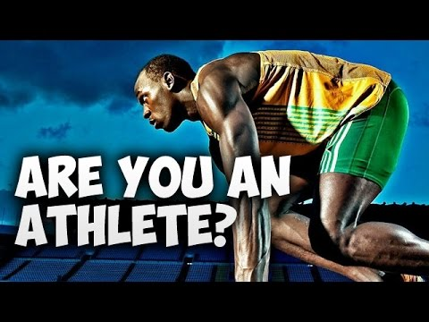 Become an ATHLETE! What is an Athlete? | Marc Dressen