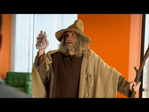 This Wizard's Riddles Are Bad Riddles (All-Nighter)