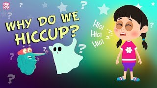 Why Do We Hiccup? | The Dr. Binocs Show | BEST LEARNING VIDEOS For Kids | Peekaboo Kidz