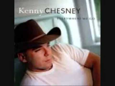 Kenny Chesney - What I Need To Do (with lyrics)