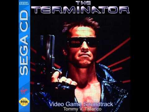 The Terminator (Sega CD) Soundtrack - Destinations Unknown