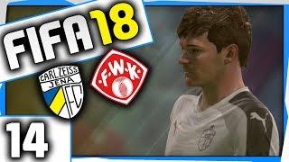 NICHT AUFGEBEN ⚽ FIFA 18 | 3.Liga  ⚽ 14 - 9.Spieltag: Jena vs. Würzburg