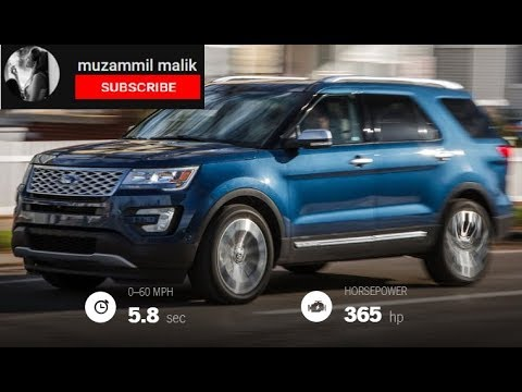 2020 ford explorer st unleashed unveiled full specs build and price youtube. Black Bedroom Furniture Sets. Home Design Ideas