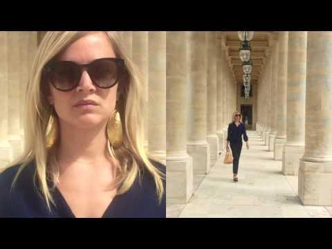 Inside Paris Luxury Tour, discover the bags Gratianne Bascans, by Paris Shopping Tour