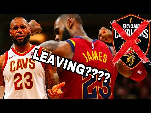 Is Lebron James leaving after this season if he loses finals?