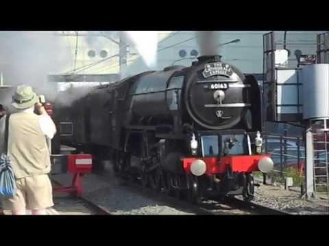 Best of UK steam whistles