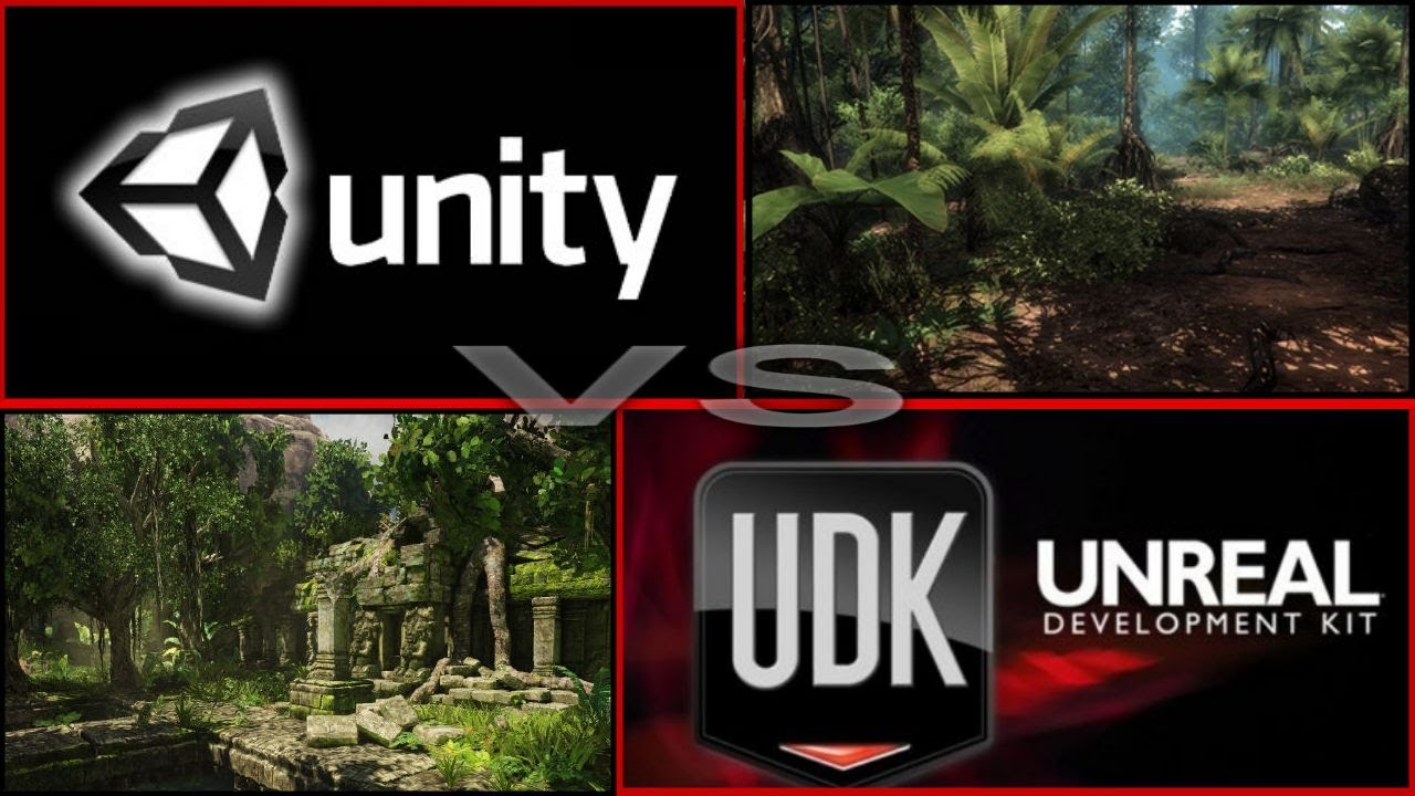 unity3d vs unreal engine - which is better