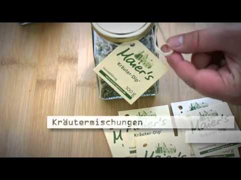 Feinkost Stuttgart Senf Stuttgart Kräuterdips Stuttgart Remstal Maier`s Genuss Firmenclip.de