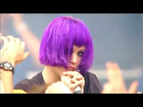 CRYSTAL CASTLES - ALICE PRACTICE (LIVE 2012)