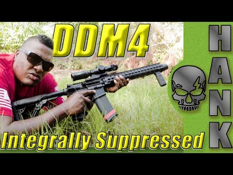 Daniel Defense DDM4ISR 300 Blackout Gen 2: First Shots