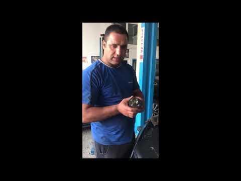 1.4 TSI Motordaki Soğuk Marştaki Zincir Sesi
