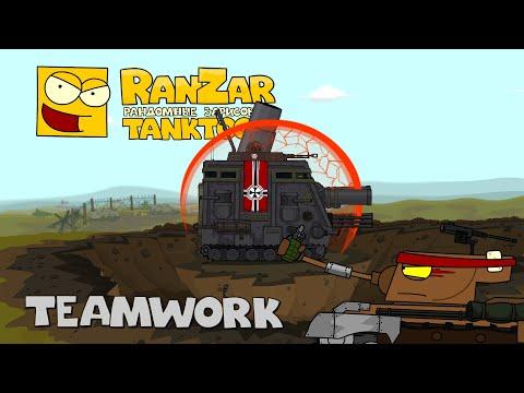Tanktoon Teamwork RanZar