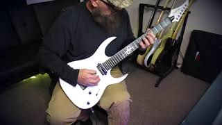 SIX FEET UNDER The Curse of Ancients Guitar Cover