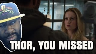 Avengers: Endgame Trailer #2 Afterthoughts