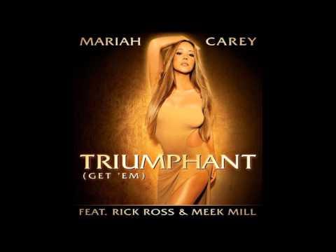 Triumphant (Get 'Em) - Instrumental - Mariah Carey ft. Rick Ross & Meek Mill (Remake)