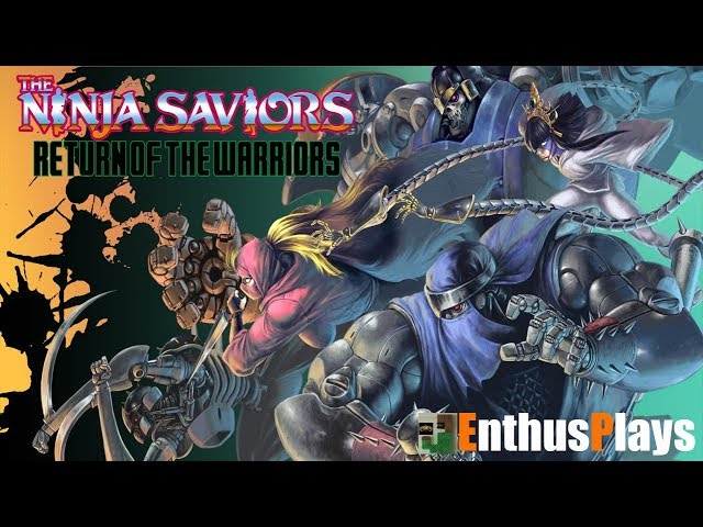 The Ninja Saviors: Return of the Warriors (Switch) - EnthusPlays | GameEnthus